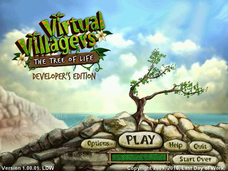 Villagers 4 - The Tree of Life Free Download PC Game Full Version