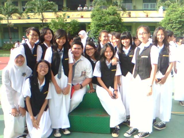 Kelompok Paduan Suara SMA Negeri 42 - http://mgmpseni42.blogspot.com