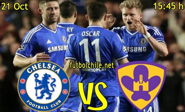 Chelsea vs Maribor - Champions League - 15:45 h - 21/10/2014