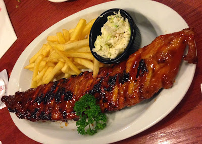 Baby Back Ribs Tony Roma´s