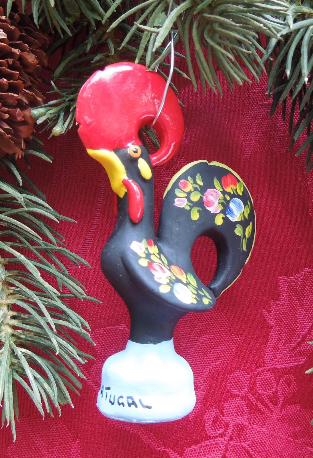 Dancer Christmas Ornaments