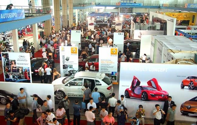 Vietnam AutoExpo 2013