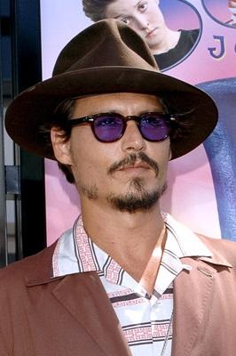 Celebrity Johnny Depp