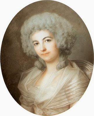 Marie-Soulange Duperré, Madame Laclos by Alexandre Kucharski, 1786