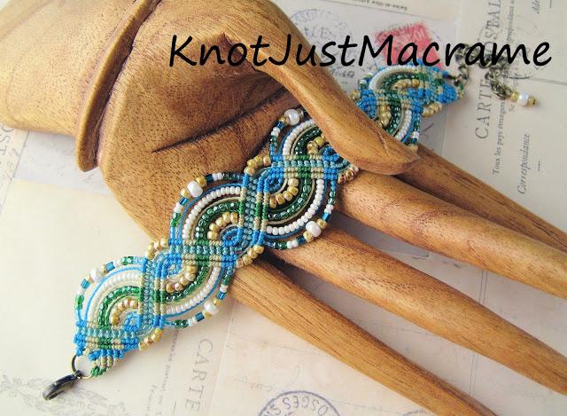 Macrame Bracelet Patterns4