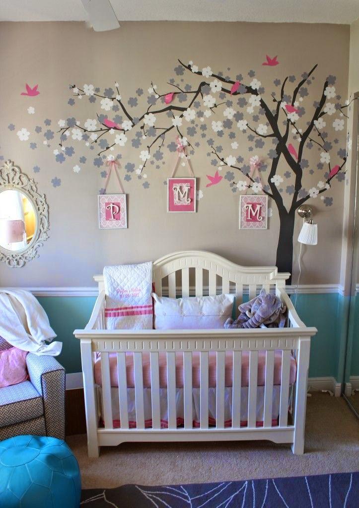 Especial Decoracion Infantil Objetivo 30 - Decoracin-paredes-infantiles