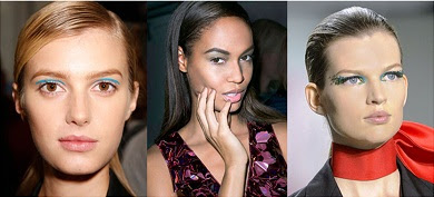 Spring Beauty Trends 2013.