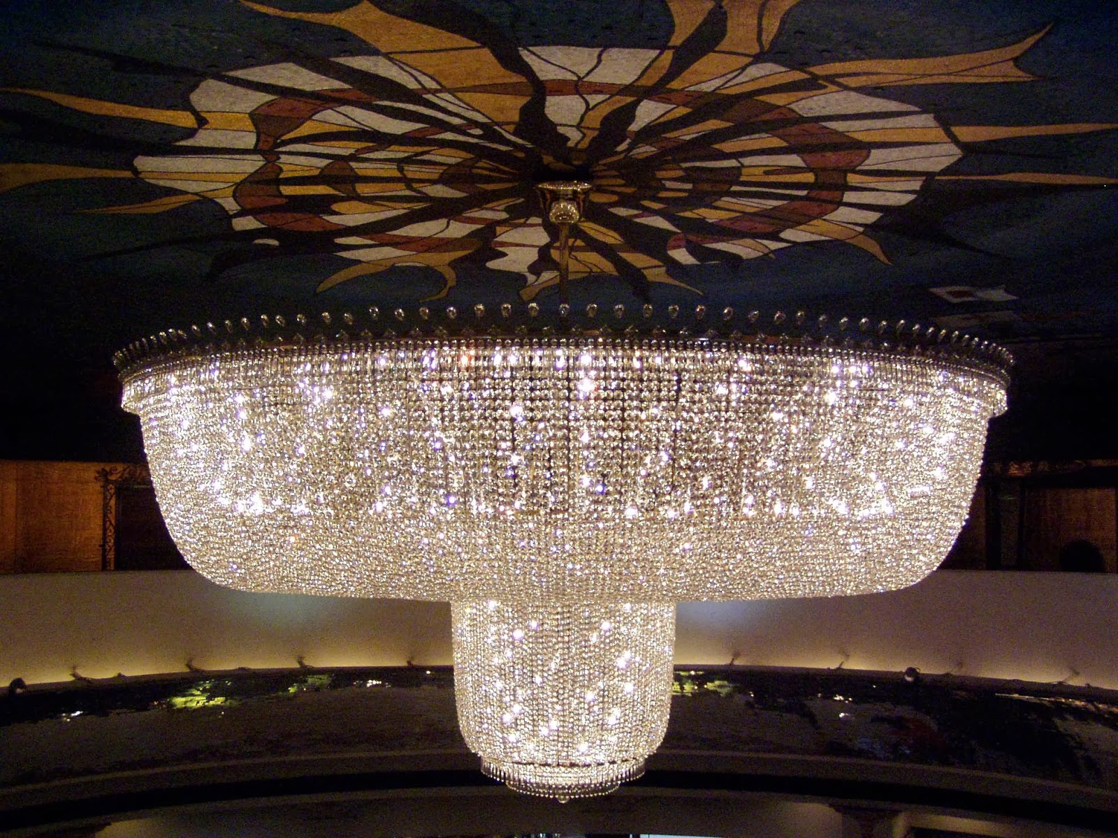 Macau Casino Chandelier