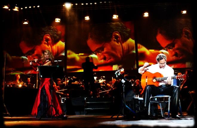 Carmen Live Croatia 2004