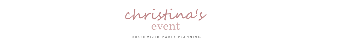 Christina&#39;s Event