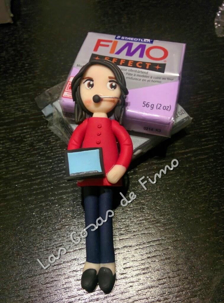 Imán teleoperadora Fimo Madrid
