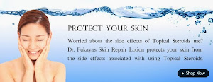 Dr Fukaya's skin repair lotion