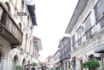 Calle Crisologo Ilocos Province