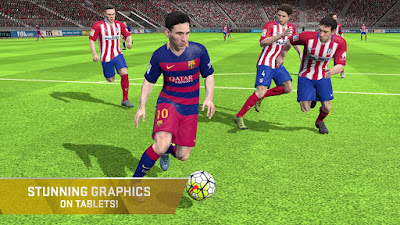 FIFA 16 Ultimate Team V2.1.108792 MOD Apk