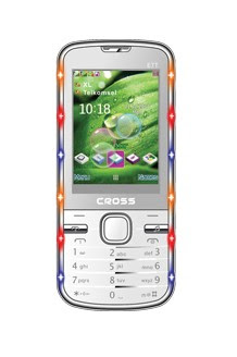 Cross E7T, Candybar Layar Sentuh - IDhandphone - Spesifikasi Harga