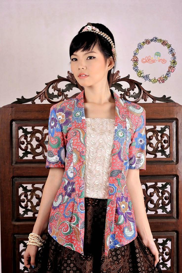 Foto Model Kebaya Kutubaru Batik Remaja Trend Kebaya Klasik Terbaru
