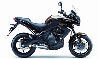 Kawasaki Versys 650 CC 2014