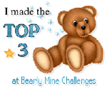 I Made top three!!!!!!!! 15/5/12