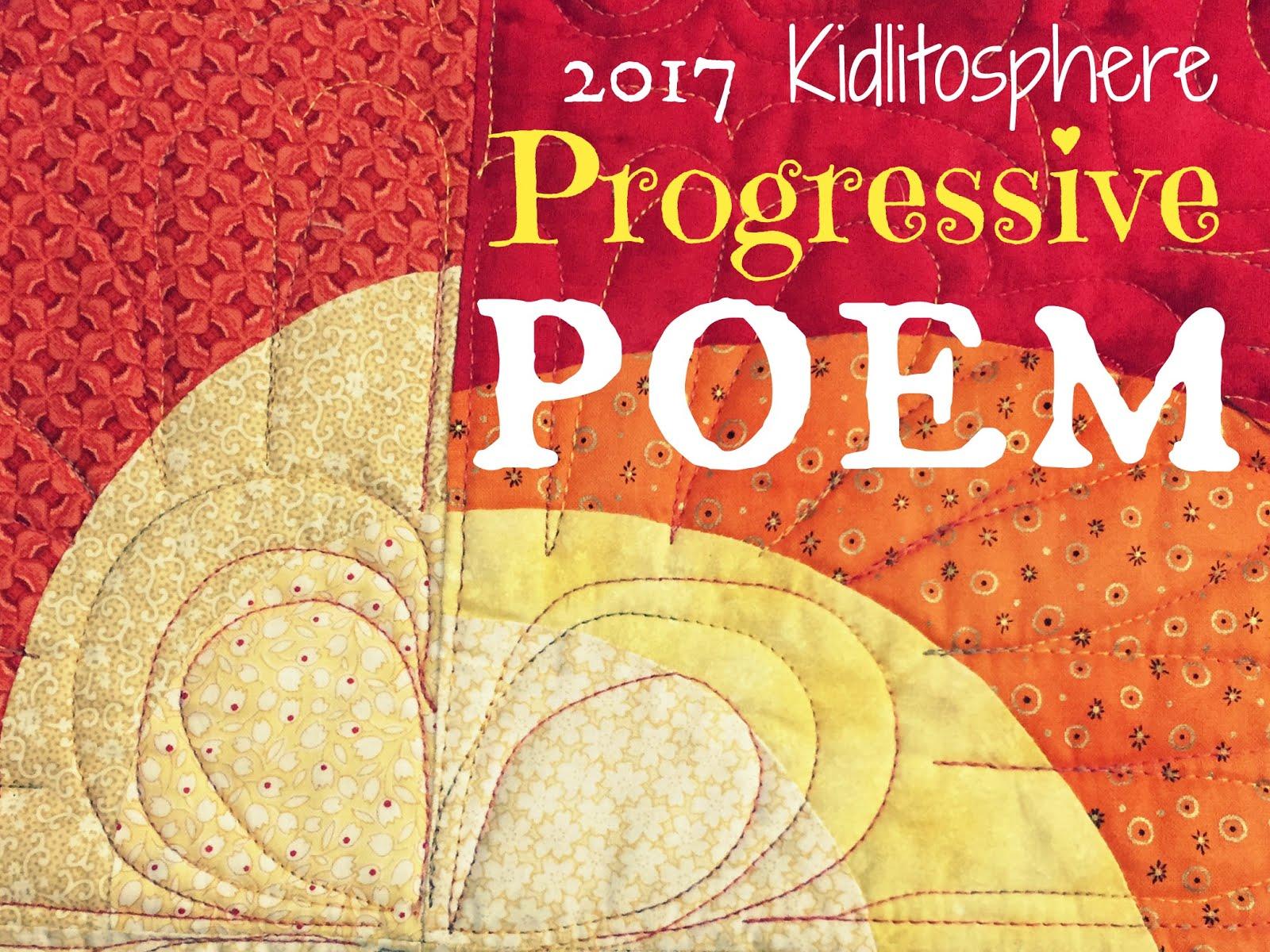 Progressive Poem - 2017