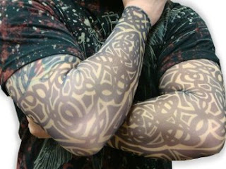 Tattoo Sleeves - Celtic Pair of Tattoo Sleeves