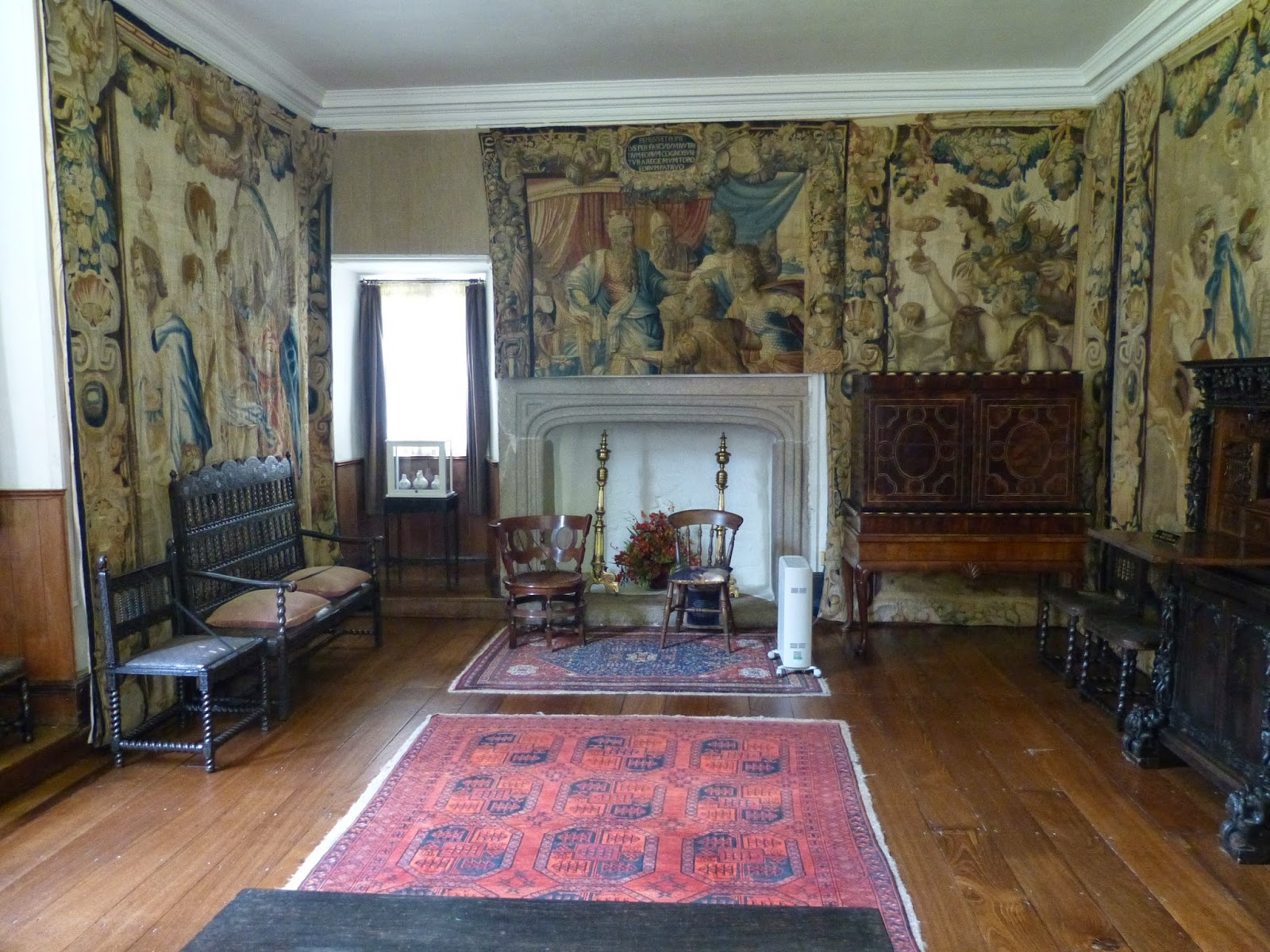 The Old Drawing Room, Cotehele