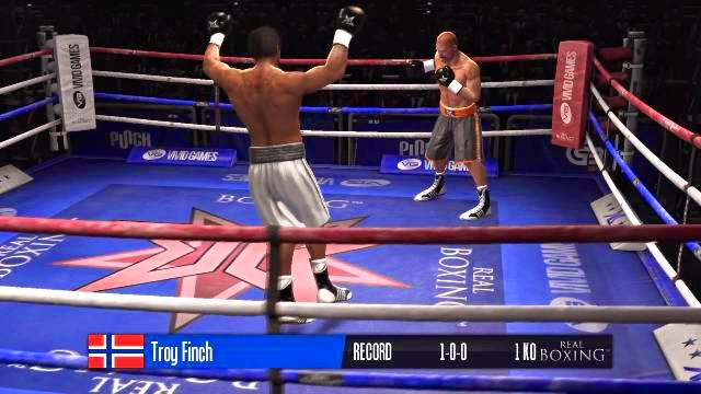 Real Boxing PC Games Gameplay