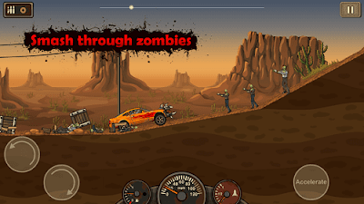 Earn to Die v 1.0.19 Mod Apk (Unlimited Money)+Data 1