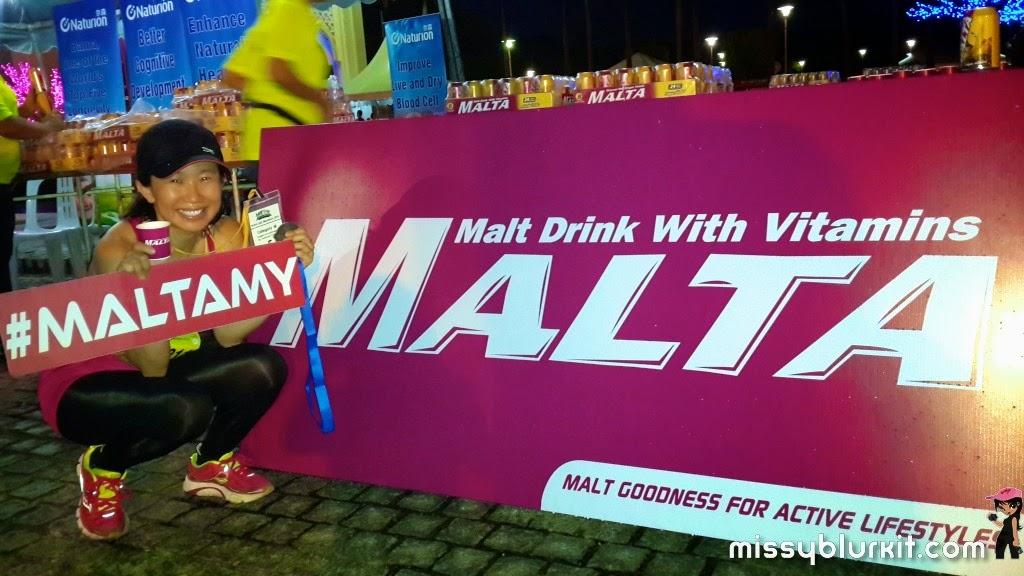 #MaltaMY, Brooks, Bukit Jalil Marathon, Malta, running,