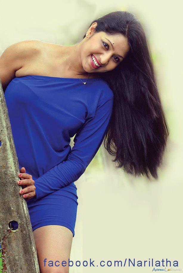 Udayanthi Kulathunga New Blue Photos   Elakiri Models ... Udayanthi Kulathunga Hot