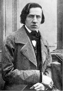 Chopin en una foto de 1846