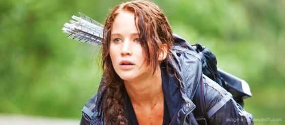 Katniss Everdeen - Movie 2012