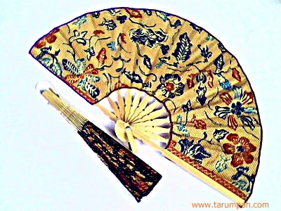 Kipas tangan tradisional