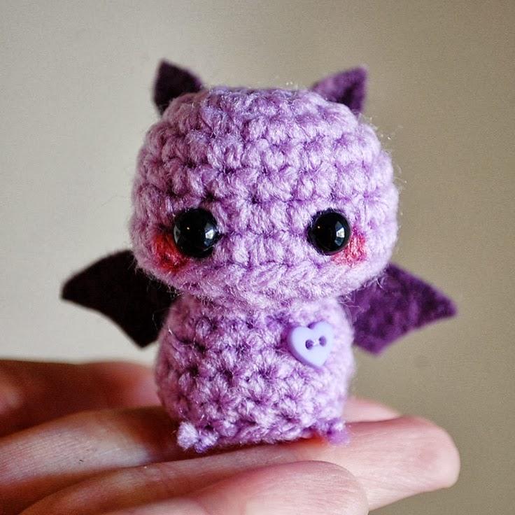 Amigurumi Kawaii Patrones : Ideas para un Halloween Tejido a Mano - iKnitts.com