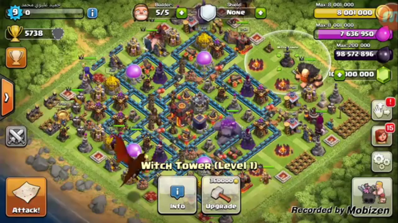 download origin cracked version of clash of clans for android