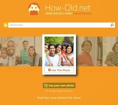 """Najnovija Majkrosoft aplikacija """"How old do I look"""" procenjuje ko koliko ima godina na osnovu slike koju postavite, ali je još u fazi testiranja pa često greši!"""