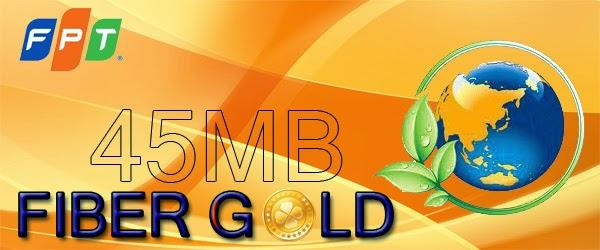 Gói Cước Cáp Quang Fiber Gold