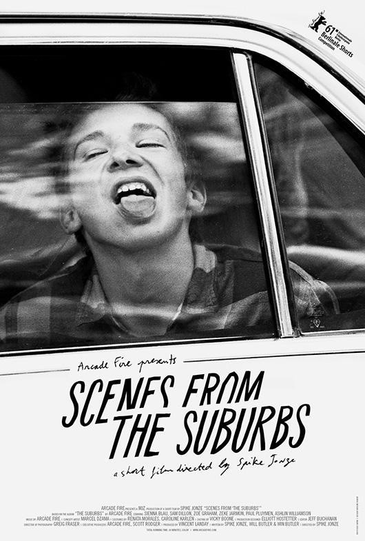Ver Scenes from the Suburbs (2011) Online