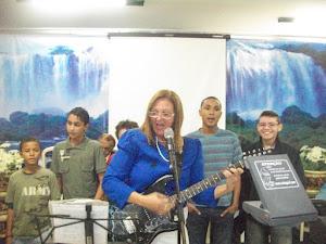 Trabalho musical com crianças e jovens na igreja - 2011