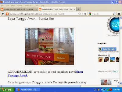 http://duniabukukami.blogspot.com/2013/11/saya-tunggu-awak-bonda-nor.html