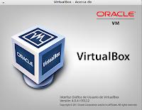 Imagen de acerca de VirtualBox