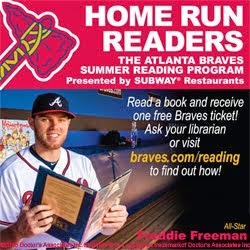 Win a Free Braves Ticket