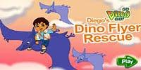 Диего спасатель летающих динозавров - Diego Dino Flyer Rescue