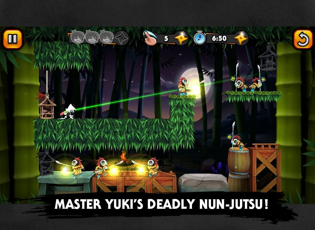 Nun Attack Origins: Yuki Apk 1.02 Download Full