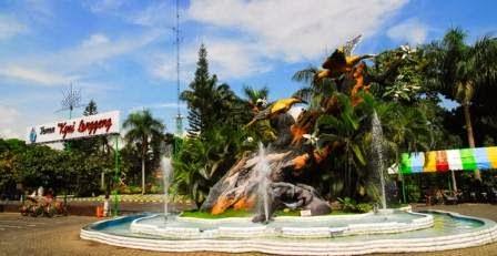 Kyai Langgeng : Objek taman bermain di magelang yang seru