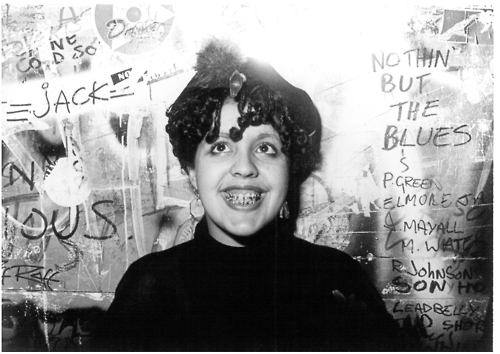 photo:Marianne Joan Elliot-Said (aka Poly Styrene)
