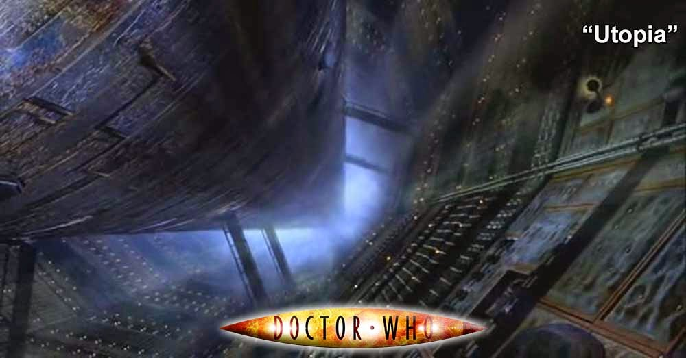 Doctor Who 187 (A): Utopia