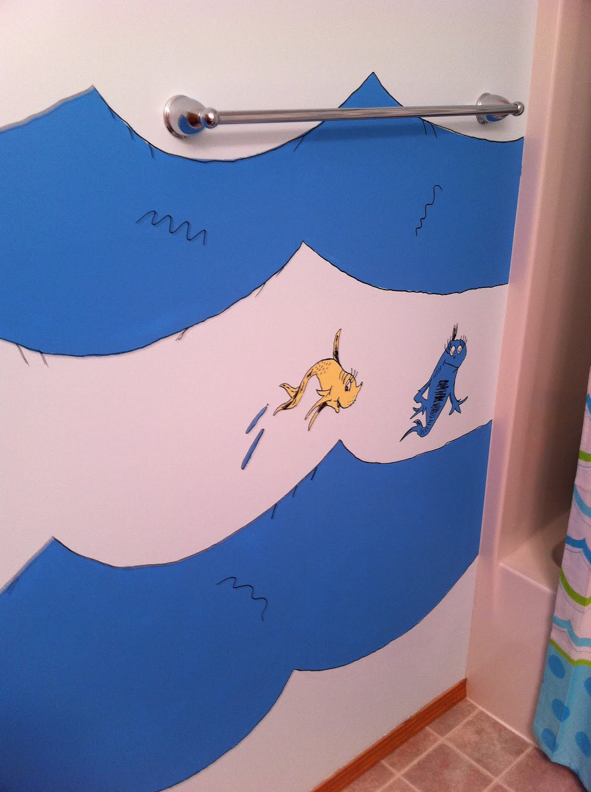 Dr. Seuss Bathroom