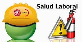 SALUD LABORAL UGT