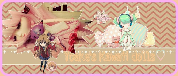 Yoake's Kawaii Dolls