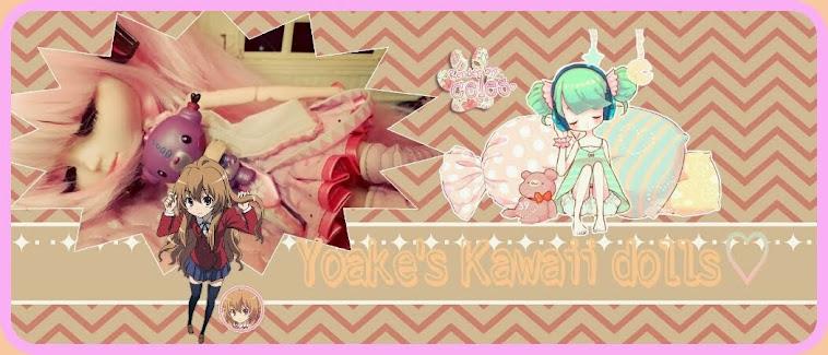 Yoake's Kawaii Dolls
